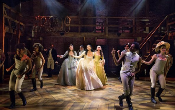 Staging for Hamilton